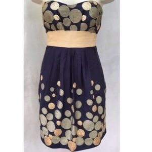 Chelsea & Violet harem embellished strapless dress